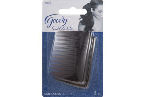 Goody Classics Side Combs - 2 CT