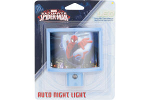 Jasco Spiderman Night Light