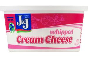 J&J Whipped Cream Cheese