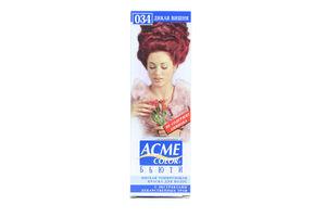 Краска для волос Бьюти №034 Acme Color