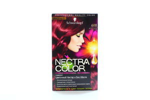Крем-краска для волос Nectra Color Интенсивный красный №688 Schwarzkopf