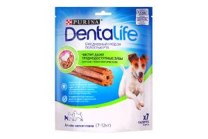 Ласощі для дорослих собак малих порід DentaLife Purina д/п 115г