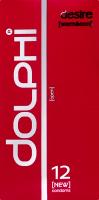 Презервативи анатомічні Desire Dolphi 12шт