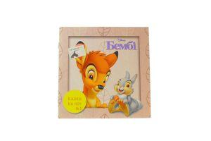 Книга Disney Сказки на ночь Бемби