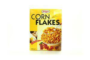Хлопья кукурузные Corn Flakes Bruggen к/у 250г