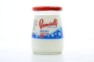 Йогурт Premialle термостатный 8% твист 260г