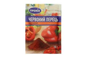 Перец красный сладкий Премія м/у 20г
