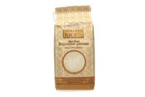 Мука рисовая экструзионная World's Rice м/у 1кг