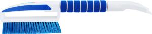 Щітка з нескользящою утепленною ручкою та скребком №6466D Robust Handy Alpen1 1шт