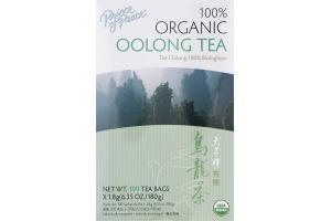 Prince Of Peace 100% Organic Oolong Tea Bags - 100 CT