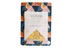 Чипсы кокосовые веганские Curcuma latte Manna д/п 50г