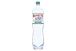 Вода минеральная слабогазированная Buvette п/бут1.5л
