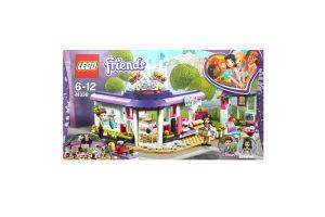 LEGO® Friends Арт-кафе Эммы 41336