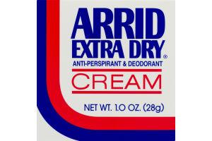 Arrid Extra Dry Anti-Perspirant & Deodorant Cream