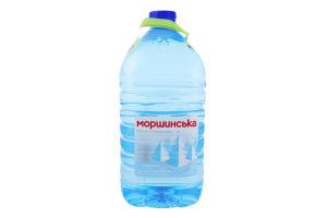 Вода мінеральна негазована Моршинська п/пл 6л