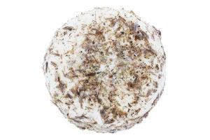 Сир 42.24% м'який з білою пліснявою Дзвінка з лавандою Сироман кг