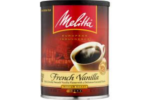Melitta European Indulgence French Vanilla Coffee