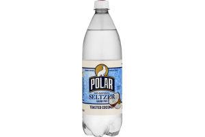 Polar 100% Natural Seltzer Toasted Coconut