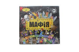 Гра настільна Мафія Київська фабрика іграшок