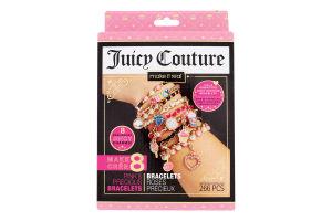Міні-набір для дітей від 8років для створення шарм-браслетів №MR4432 Рожевий зорепад Juicy Couture Make It Real 1шт