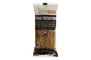 Хліб пшеничний цільнозерновий Грано Vitograno м/у 300г
