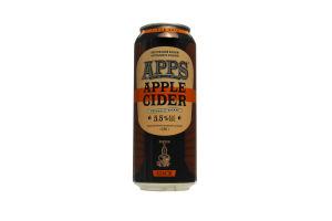 Сидр 0.5л 5-6.9% Apps Apple Класік ж/б