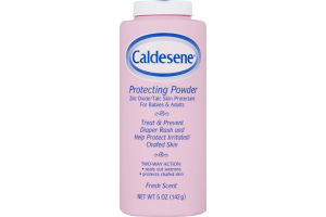 Caldesene Protecting Powder Fresh Scent