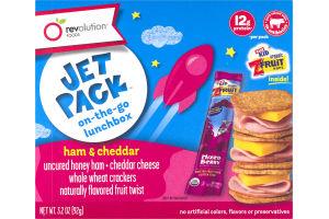 Revolution Foods Jet Pack Ham & Cheddar