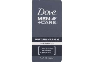 Dove Men + Care Post Shave Balm Sensitive +