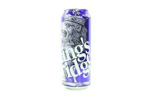 Напиток слабоалкогольный 0.5л 7% King's Bridge Gin&Berry ж/б