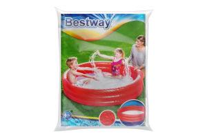 Басейн дитячий круглий Bestway 152*30см 282л