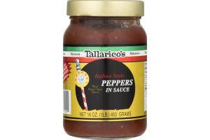 Tallarico's Italian Style Peppers in Sauce