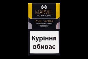 Сигариллы Marvell sweet vanilla с фильтром