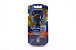 Станок для бритья мужской Power Fusion ProGlide Gillette 1шт