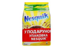 Набір Сніданок сухий готовий 460г+225г Nesquik 1шт