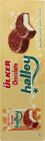 Печенье-сэндвич шоколадное с маршмеллоу Chocolate Halley Ülker м/у 30г