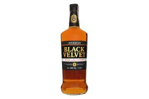 Віскі Black Velvet 40% 1л х3