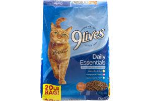 9Lives Cat Food Daily Essentials