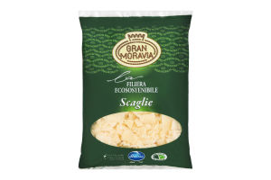 Сыр Gran Moravia хлопья 32% кор/мол