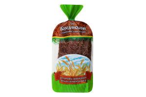 Хліб з пророщених зерен пшениці Бородинський УкрЕкоХліб м/у 330г