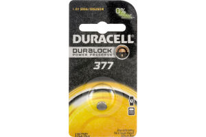 Duracell 1.5 V 377 Battery