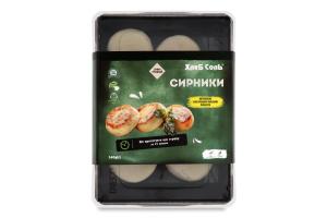 Сирники Хлеб-Соль п/у 360г