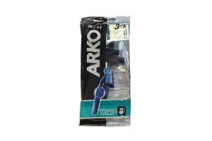 Arko бритва длягоління T2 Pro Double 3шт.