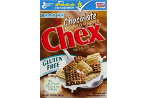 General Mills Chocolate Chex Gluten Free Rice Cereal