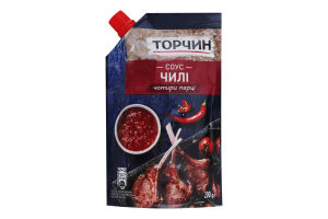 Соус томатный Чилі Торчин д/п 200г