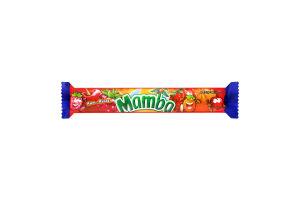 Цукерки жувальні Асорті смаків Mamba м/у 79.5г
