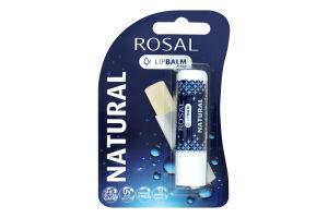 Бальзам для губ Rosal So Natural