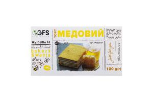 Торт Медовий GFS к/у 120г