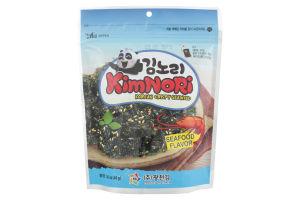 Чіпси Seafood Seaweed Flakes KimNori д/п 40г