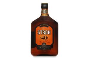 Ром Stroh 40%